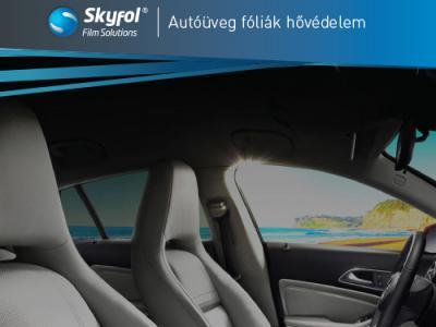 Autóüveg fóliák hővédelme