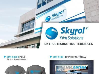 Skyfol Marketing Termékek