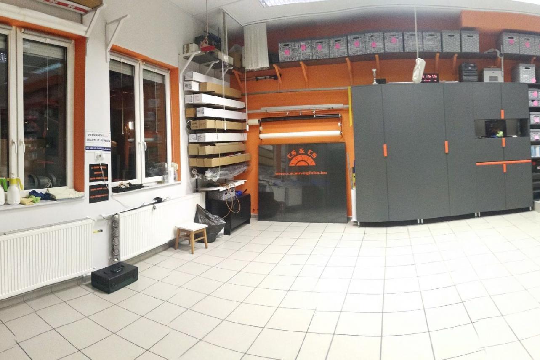 CS&CS Üvegfólia Centrum