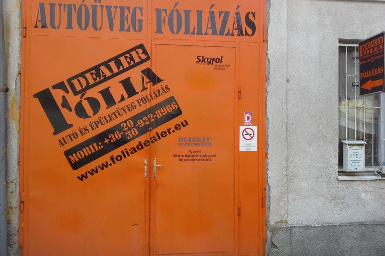Fóliadealer Kft.