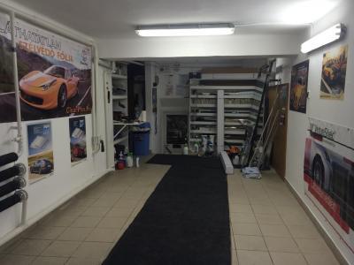 Starfolia Autó és Épület fóliázás
